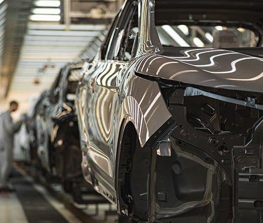 Automotive production line