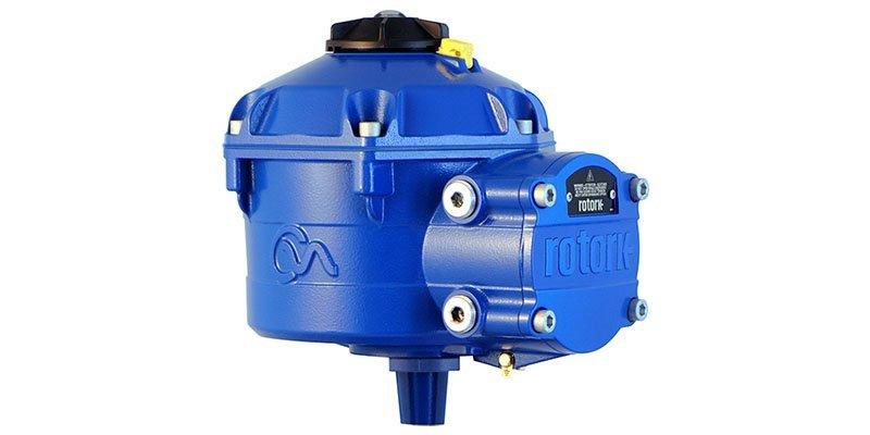 rotork electric actuator