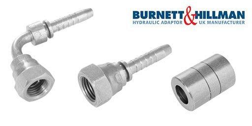 Burnett & Hillman Hydraulic Inserts & Ferrules