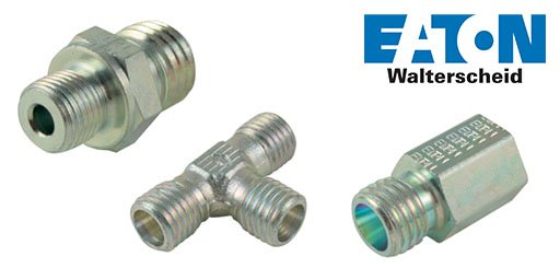 Hydraulic DIN 2353 Body Only Fittings