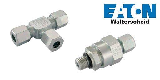 Hydraulic DIN 2353 Compression Valves