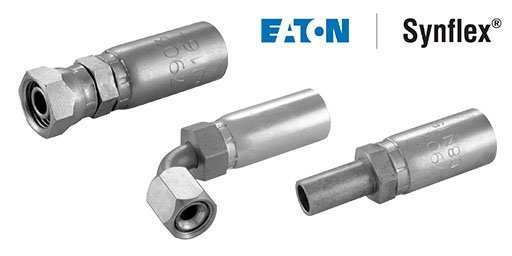 Permanent Attached Hose Fittings, Eaton Synflex