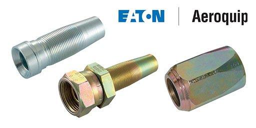 Reusable Hose Fittings, Eaton Aeroquip