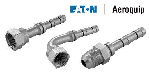 E-Z Clip Refrigerant Hose Fittings & Accessories, Eaton Aeroquip