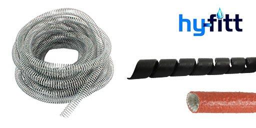Hydraulic Protective Hose Sleeves, Hy-fitt
