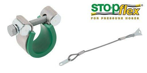 Hose Retention Systems, Stopflex