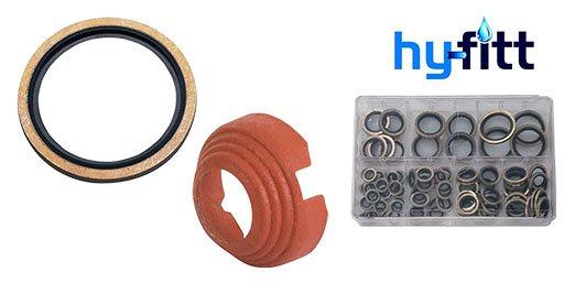 Hydraulic Seals, Hy-fitt