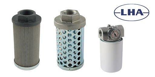 Hydraulic Accessories, LHA
