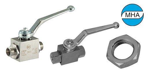 Hydraulic Valves, MHA