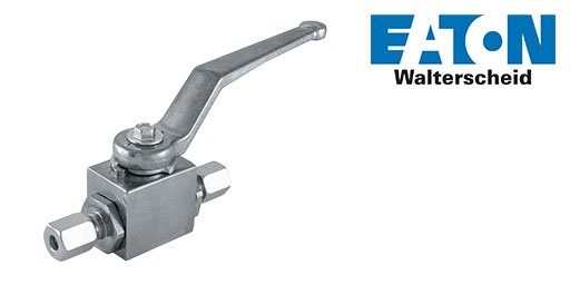 Hydraulic DIN 2353 Compression Ball Valves, Eaton Walterscheid