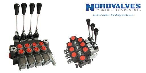 Hydraulic Control Valves, Nordvalves
