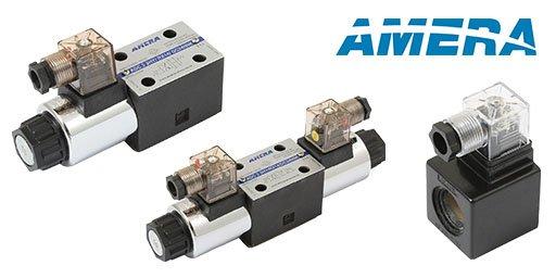 Hydraulic CETOP Control Valves & Accessories, Amera