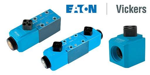 Hydraulic CETOP Control Valves & Accessories, Eaton Vickers