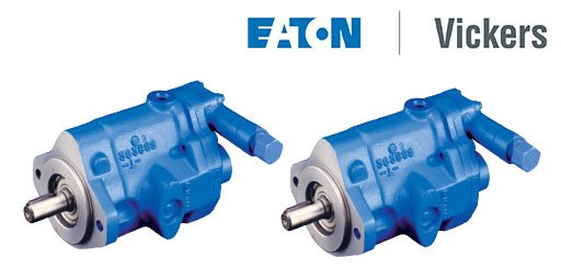 Hydraulic Piston Pumps & Accessories, Eaton Vickers