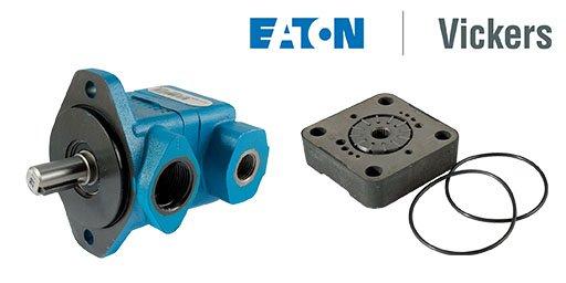 Industrial Vane Pumps & Accessories, Eaton Vickers