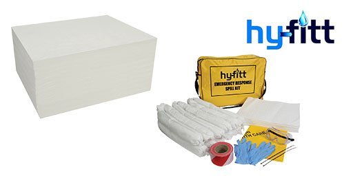 Hydraulic Spill Absorbents & Spill Prevention, Hy-fitt