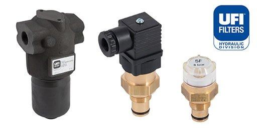 Hydraulic High Pressure Filtration, UFI