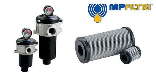 Hydraulic Filtration, MP Filtri