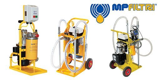 Hydraulic Contamination Control, MP Filtri