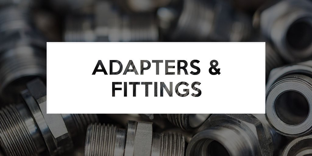 Adaptors and Fittings